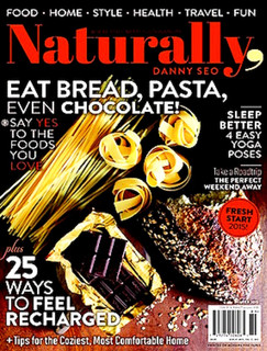 Naturally, Danny Seo Magazine