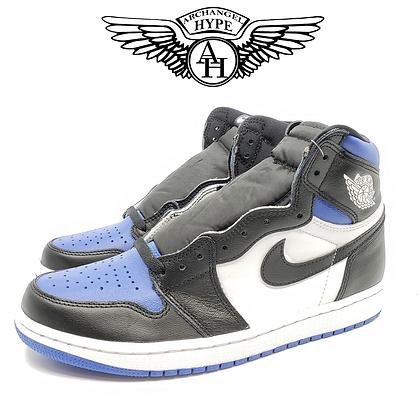 """Nike Air Jordan 1 """"Royal Toe"""""""