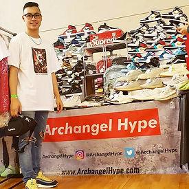 Archangel Hype Sneaker Summit Austin 201