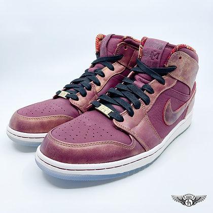 Nike Air Jordan 1 Mid 'BHM'
