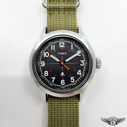 Timex x Todd Snyder Military Watch Olive