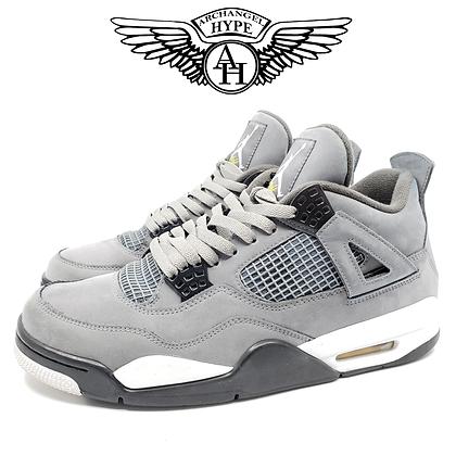 """Air Jordan 4 """"Cool Grey"""" 2019"""