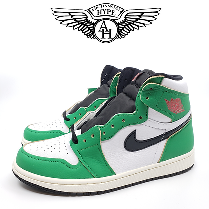 "Nike Air Jordan 1 ""Lucky Green"""