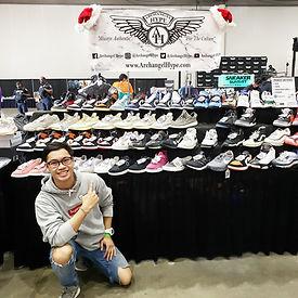 Archangel Hype Sneaker Summit Winter 201