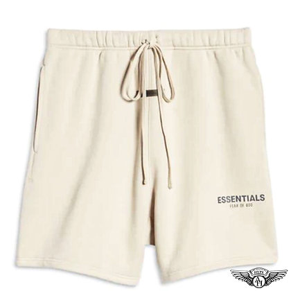 Fear of God Essentials SS21 Fleece Shorts| Stone