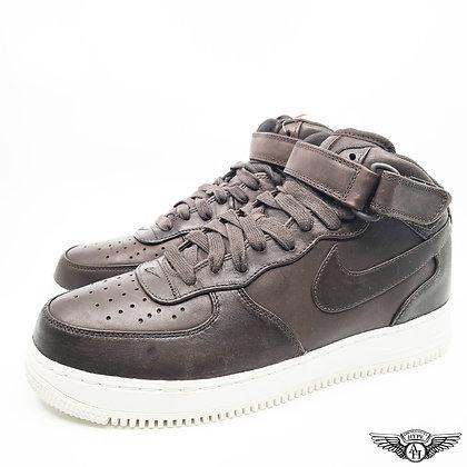Nike Air Force 1 Mid Velvet Brown NikeLab