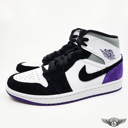 Nike Air Jordan 1 Mid SE Purple