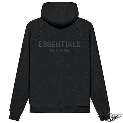 Fear of God Essentials SS21 Hoodie | Black