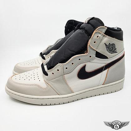 Nike Air Jordan 1 Retro High OG Defiant SB NYC to Paris