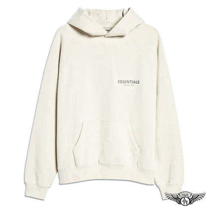 Fear of God Essentials SS21 Hoodie   Stone