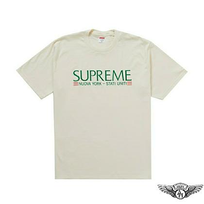 """Supreme """"Nuova York""""  Tee"""