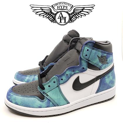 """Nike Air Jordan 1 """"Tie-Dye"""""""