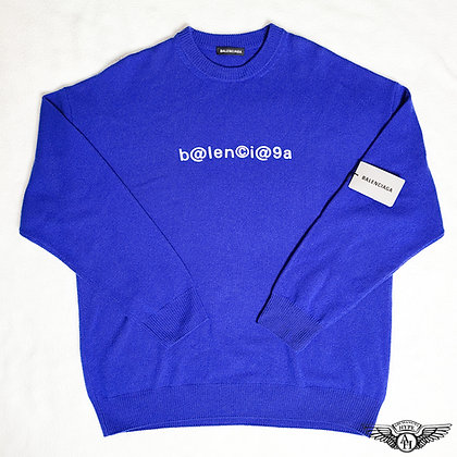 Balenciaga Symbolic Wool-blend Sweater