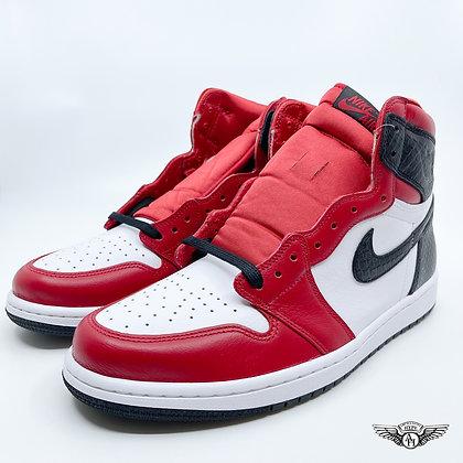 Nike Air Jordan 1 'Satin Snakeskin' (W)