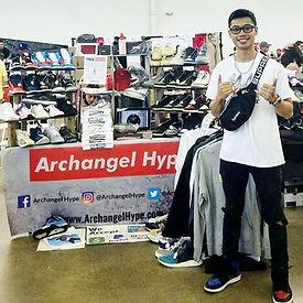 Archangel Hype SneakerCon Dallas 2018