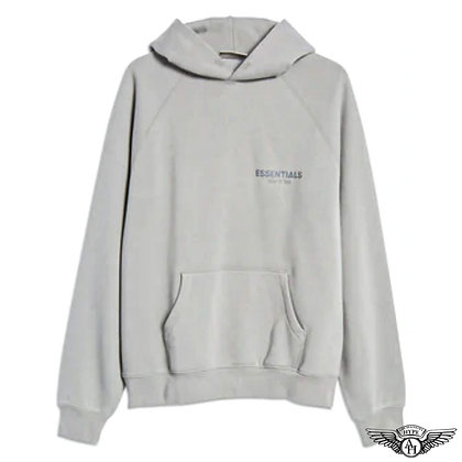 Fear of God Essentials SS21 Hoodie | Cement