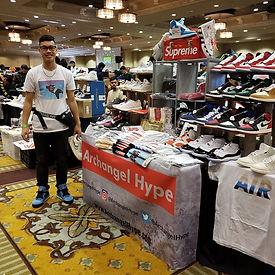 Archangel Hype Sneaker Summit Houston 20