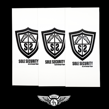 Sole Security by Archangel Hype (3 Pack)