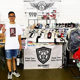 Archangel Hype SneakerCon Dallas 2019 Da