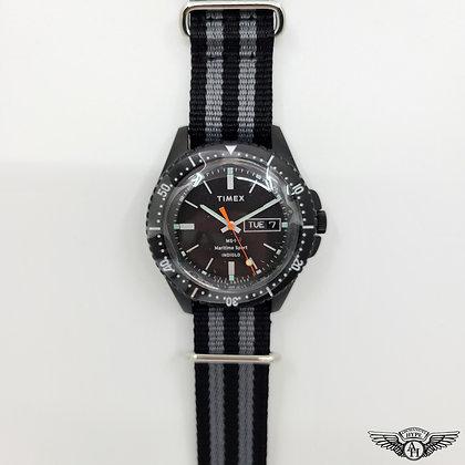 Timex x Todd Snyder MS-1 Maritime Sport Black