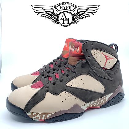 """Air Jordan 7 x Patta """"Shimmer"""""""
