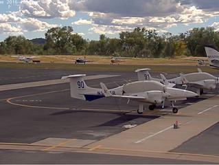 At AOPA's Fly-in at Prescott (KPRC)
