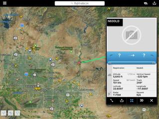 Day 4:  Pushing on to Scottsdale, Arizona