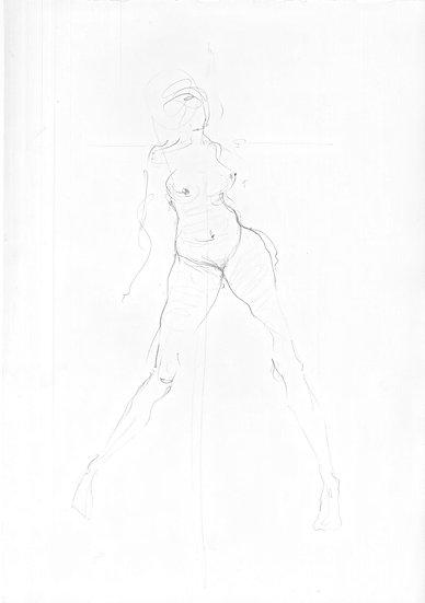 'figure sketch 3'