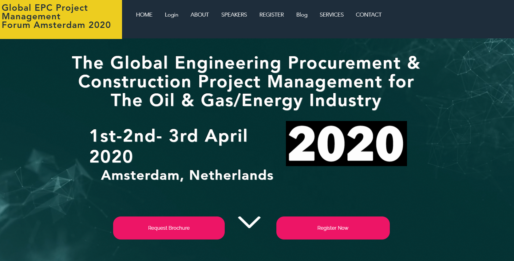 Energy | Netherlands | Global EPC Project Management Forum 2020