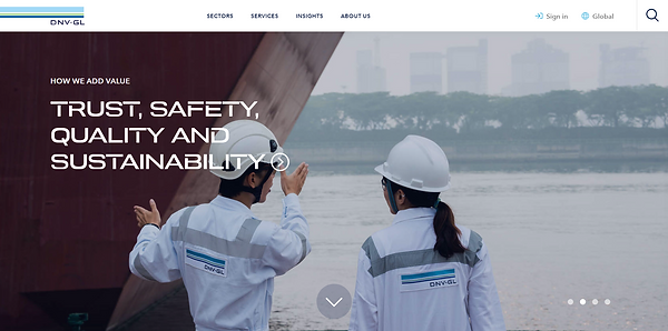 DNVGL.com - Safer Smarter Greener - DNV
