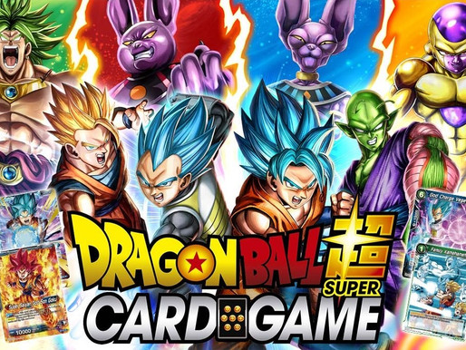 10 Best Decks To Start With In Dragon Ball Super Card Game
