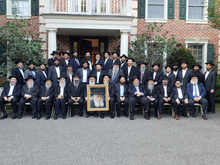 Long Island's Chabad Rabbis gather for annual local conference