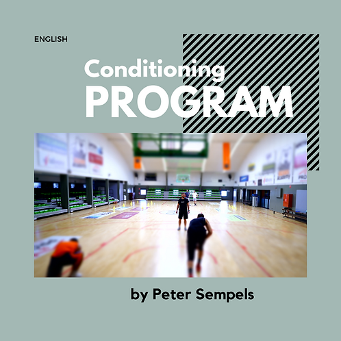 Conditioning program