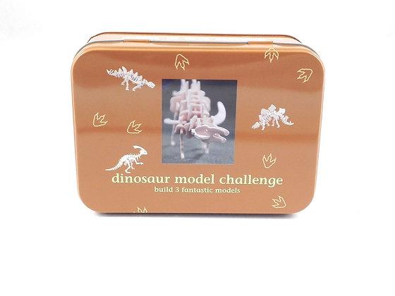 Dinosaur Building Challenge