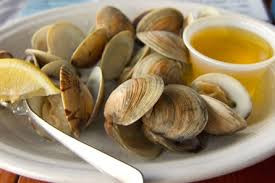 Steamers and Drawn Butter