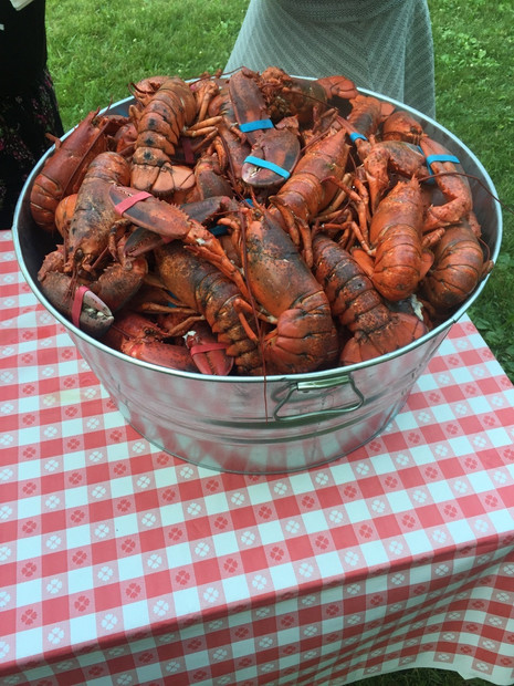 Tub of Lobsters