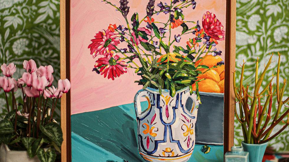 Wildflowers in Jenny's Jug