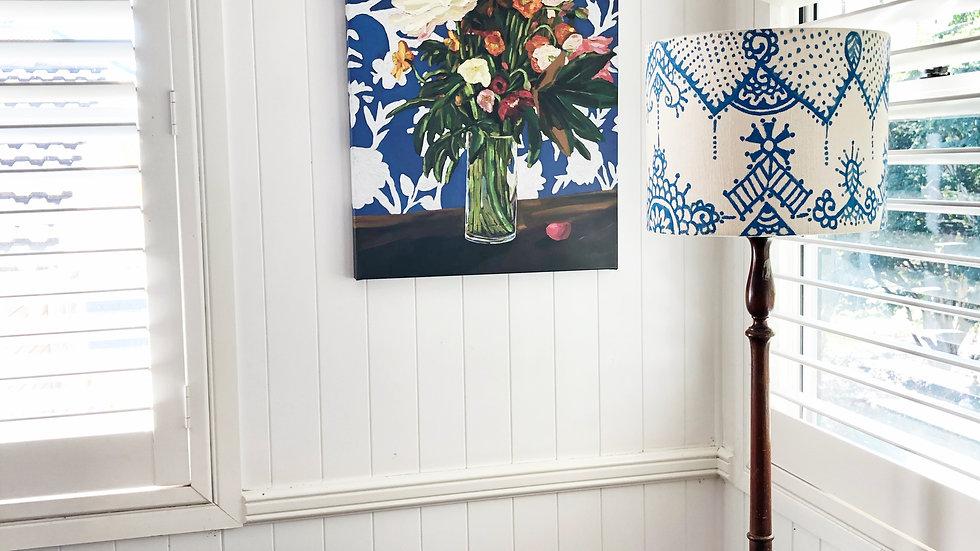 'Botanica' Stretched Canvas Print