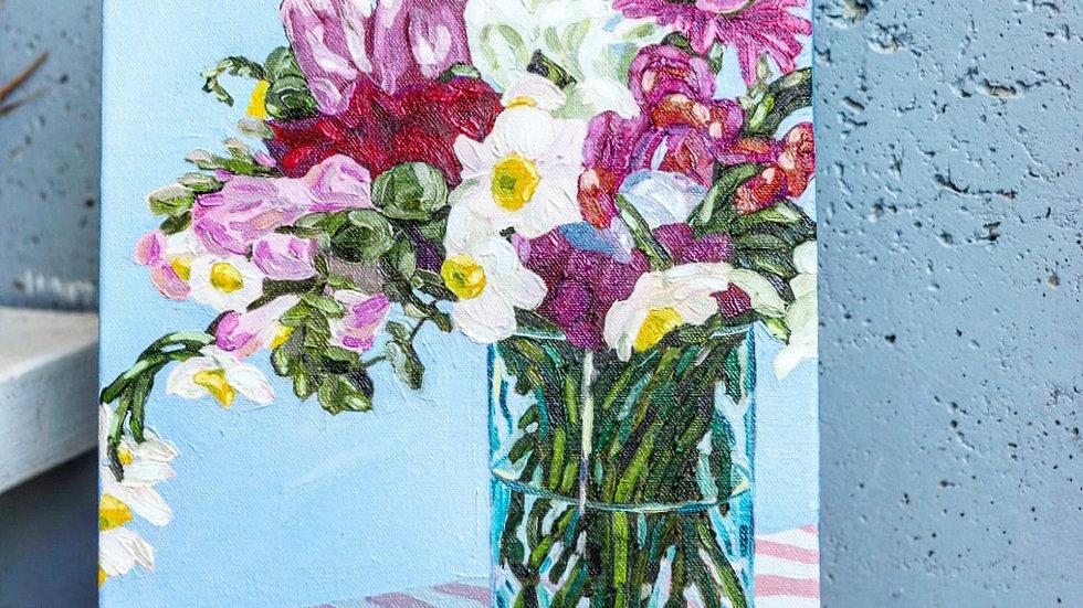 Flowers from Jocelyn's