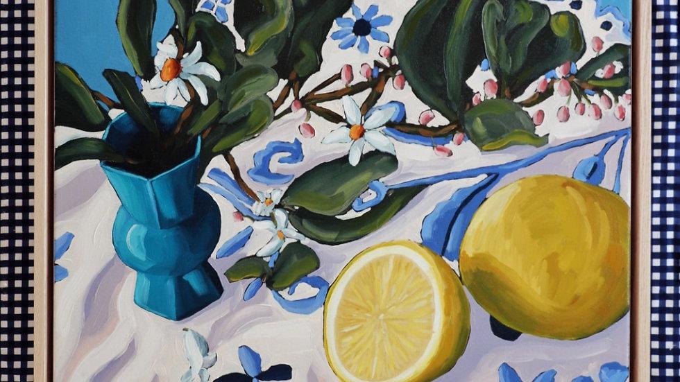 'Lemons from the tree'