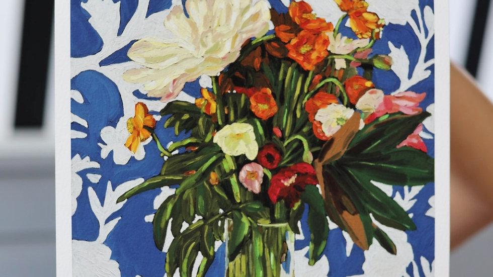 'Botanica' print
