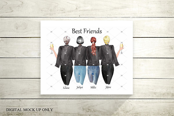4 friends framed.jpg