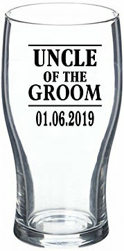 Uncle groom pint glass silhouette.jpg