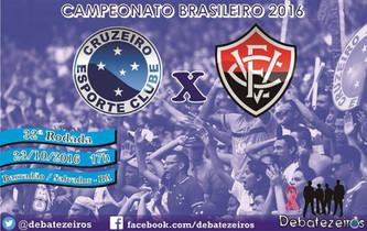 Pré-Jogo: Vitória x Cruzeiro