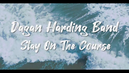 Stay on The Course - Dagan Harding