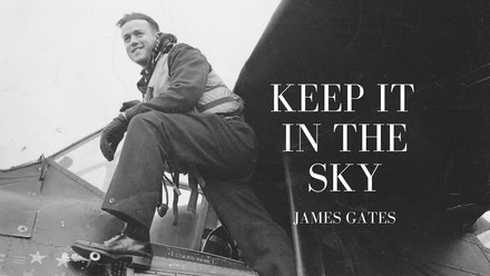 Keep it in the sky James Gate