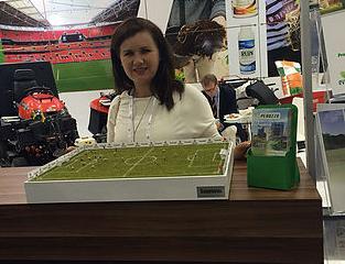 Minyatür Futbol Sahası (Altıntar Tarım)