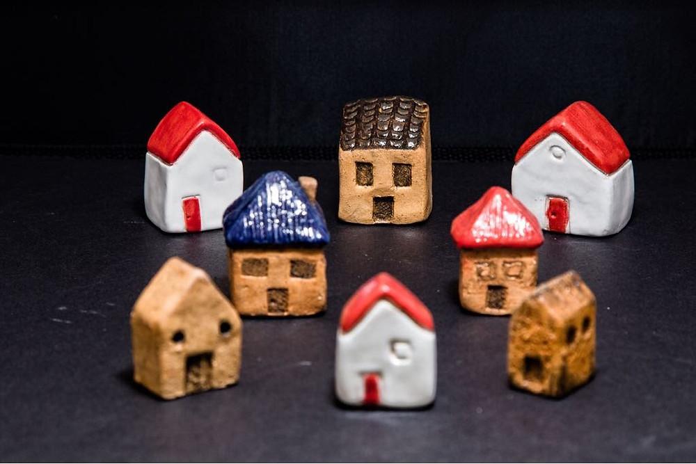 Minyatür evlerimiz