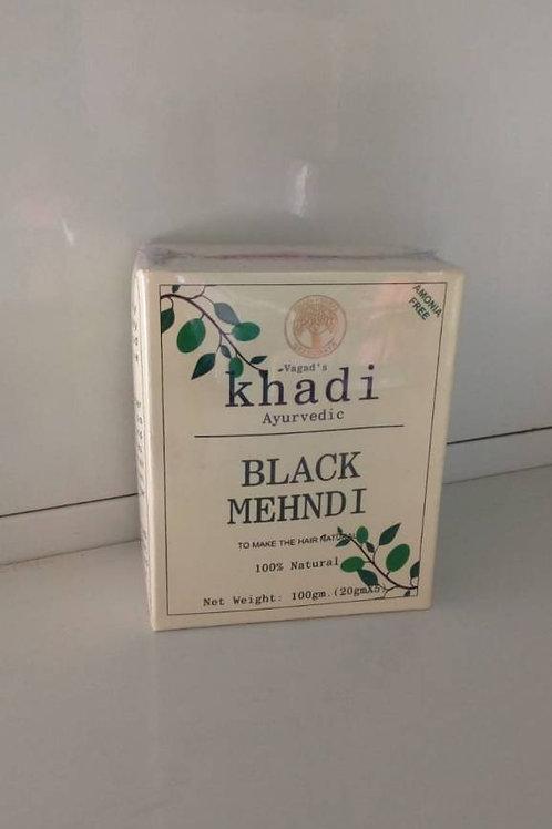 Black Mehndi