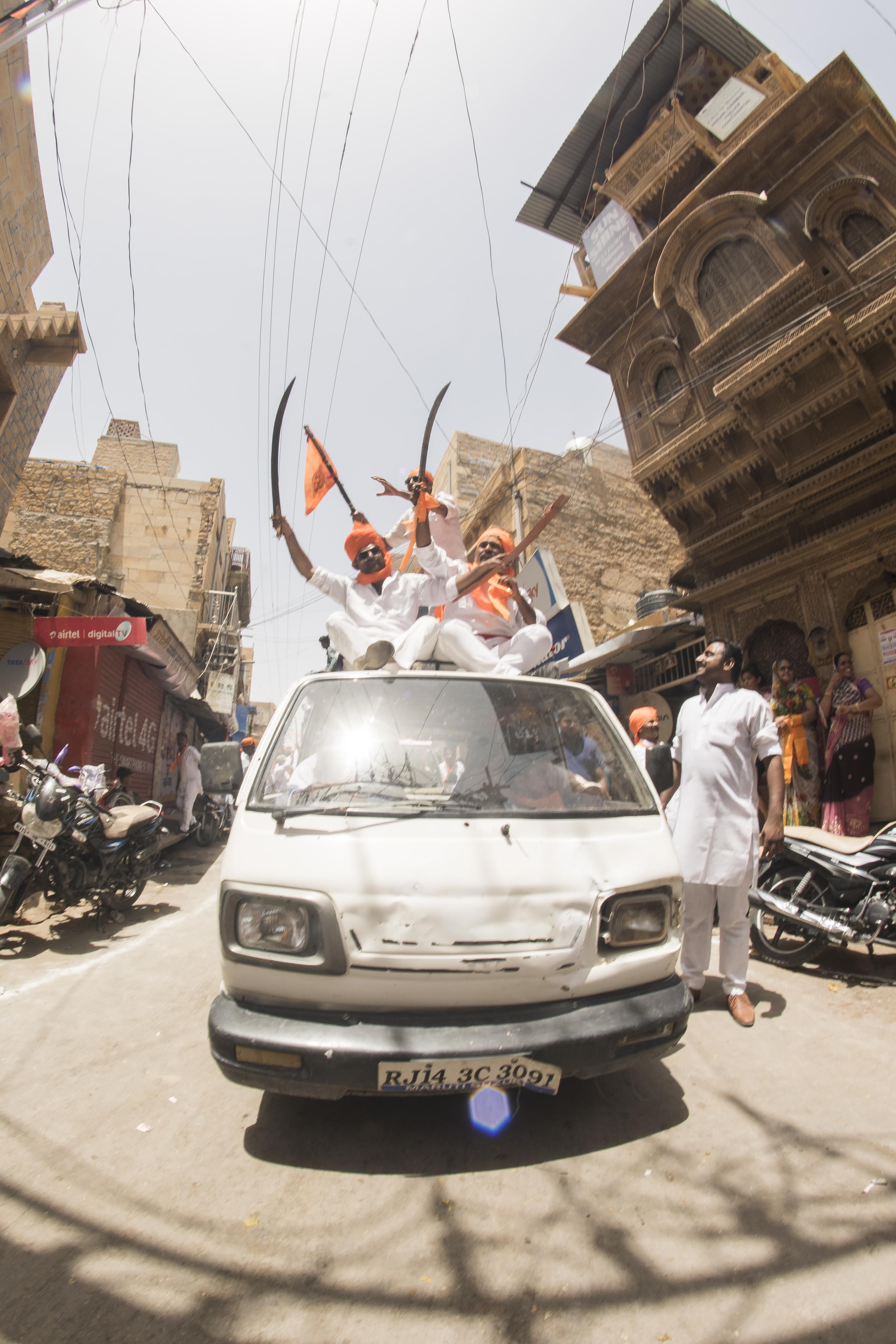 La festa di Shiva 1